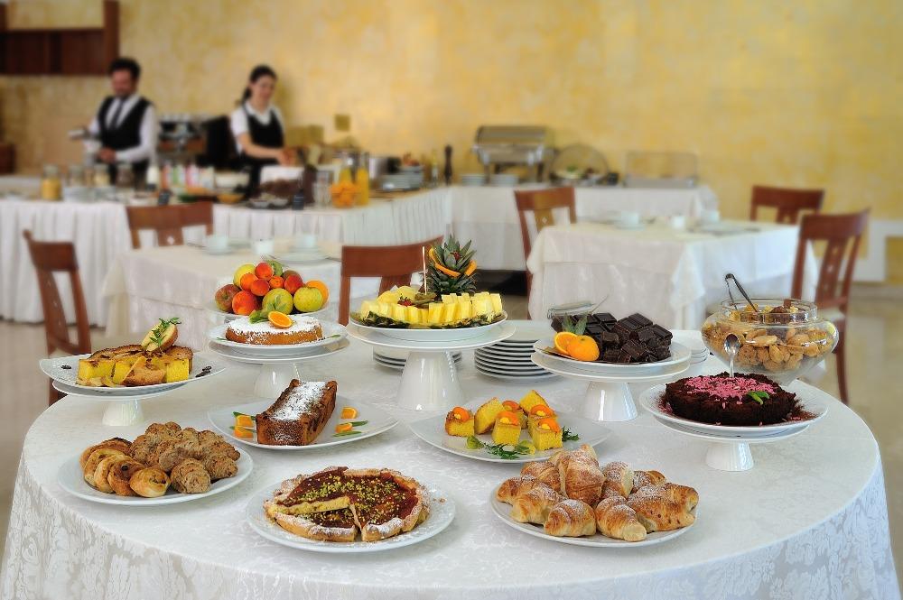 La colazione di HOTEL ASCOT
