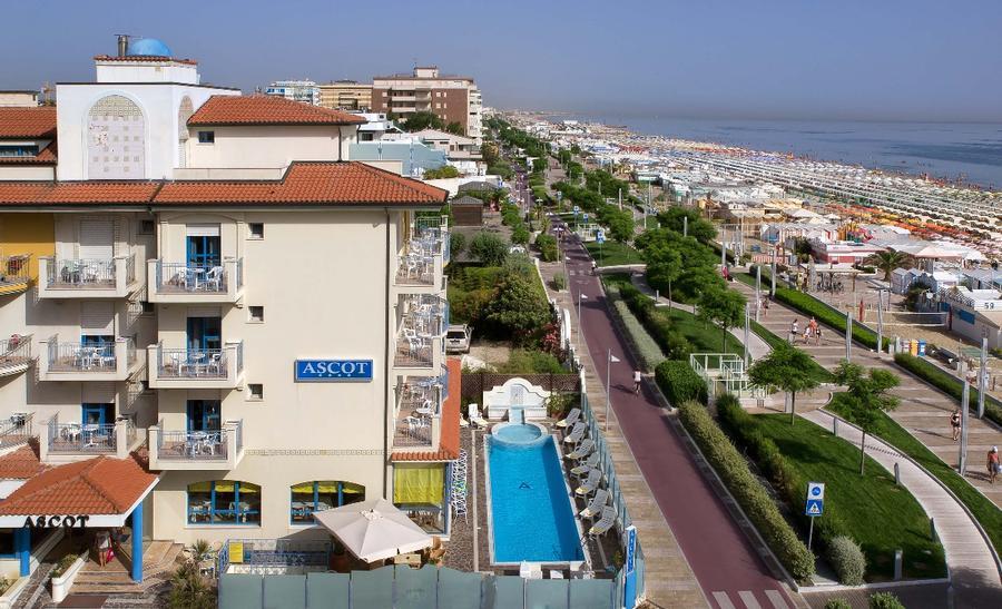 B&B Hotel Ascot Riccione - en