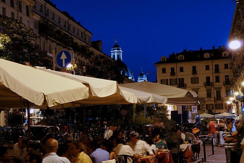 6 in centro Torino
