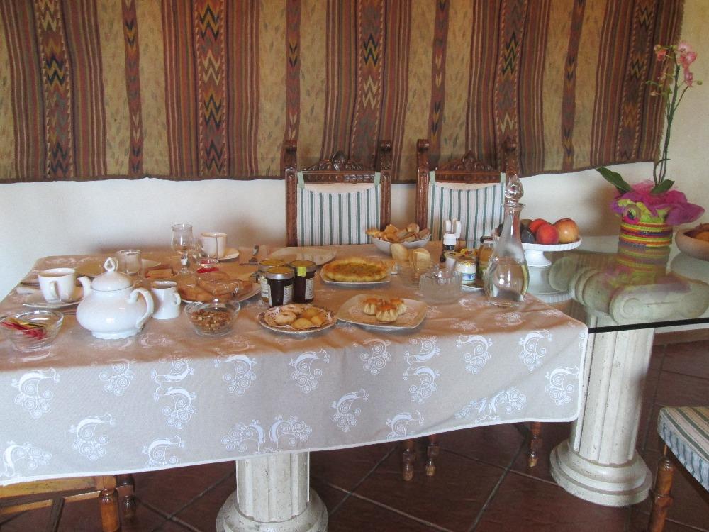 La colazione di A CASA DI ANGELA