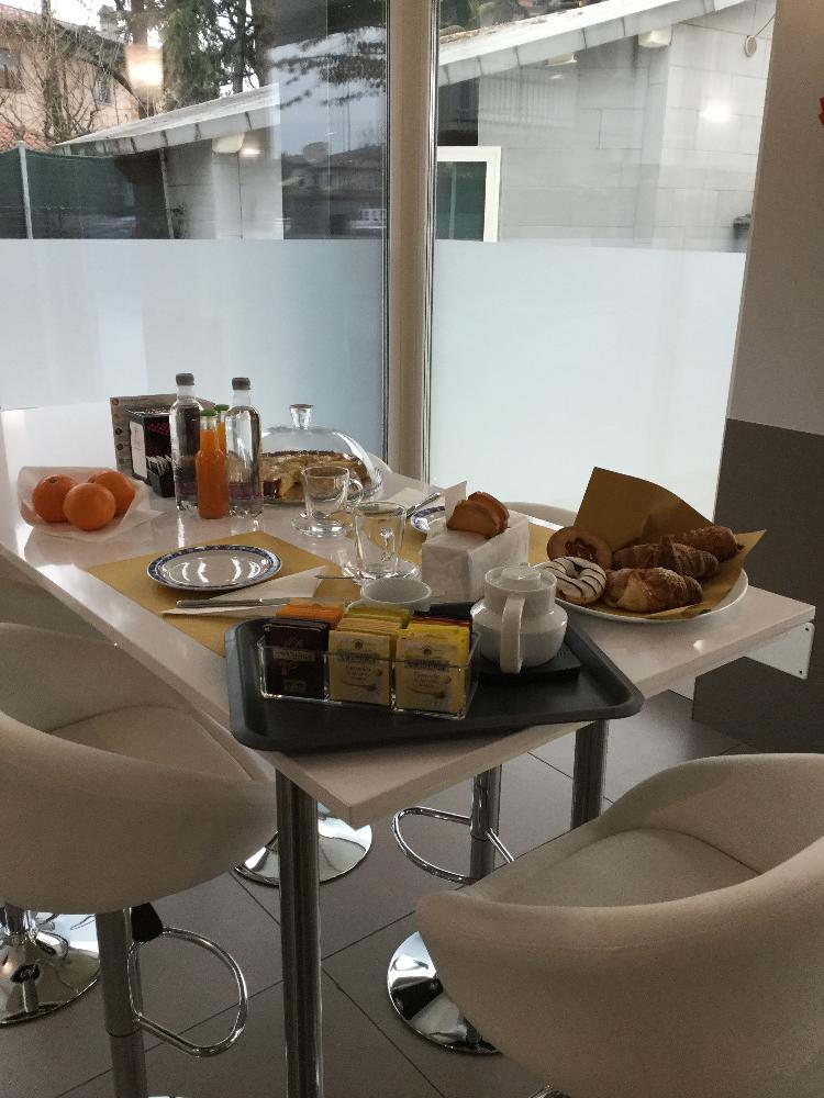 La colazione di ARSENICO B&B