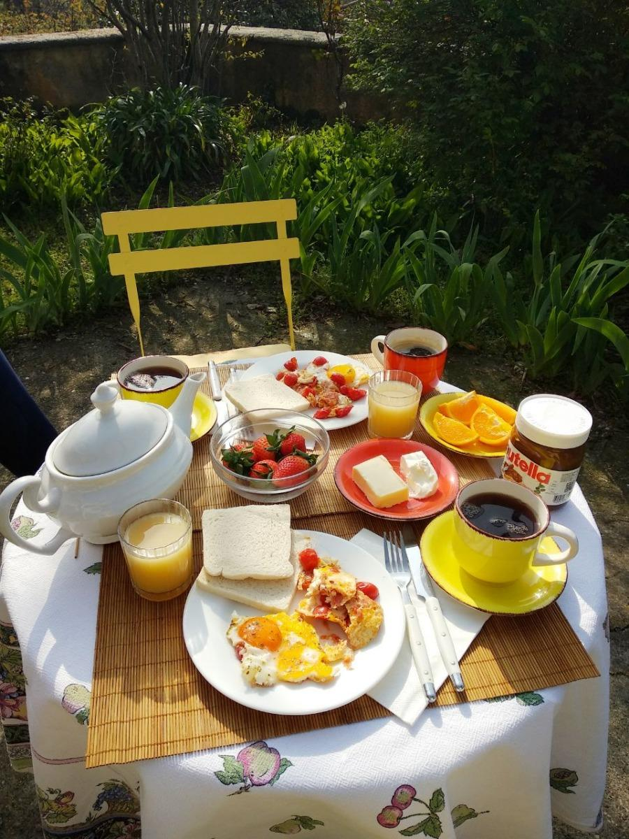 La colazione di CASA D'EPOCA