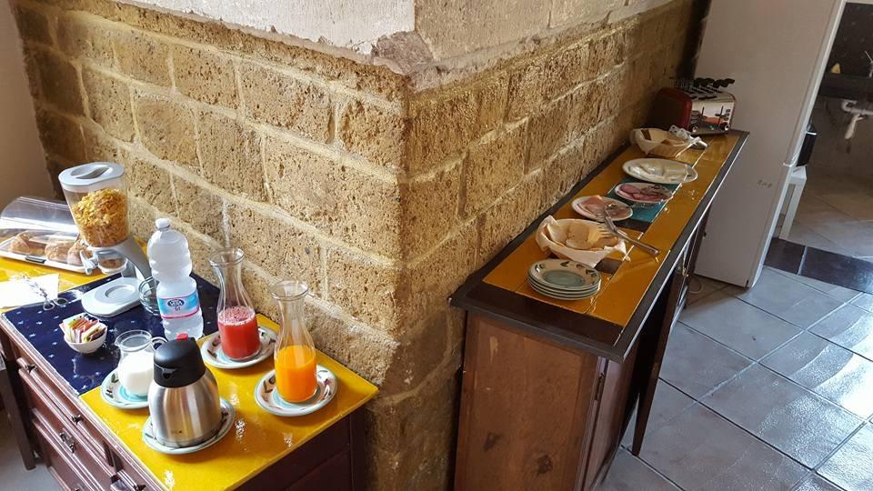 La colazione di CASA DEL MONACONE