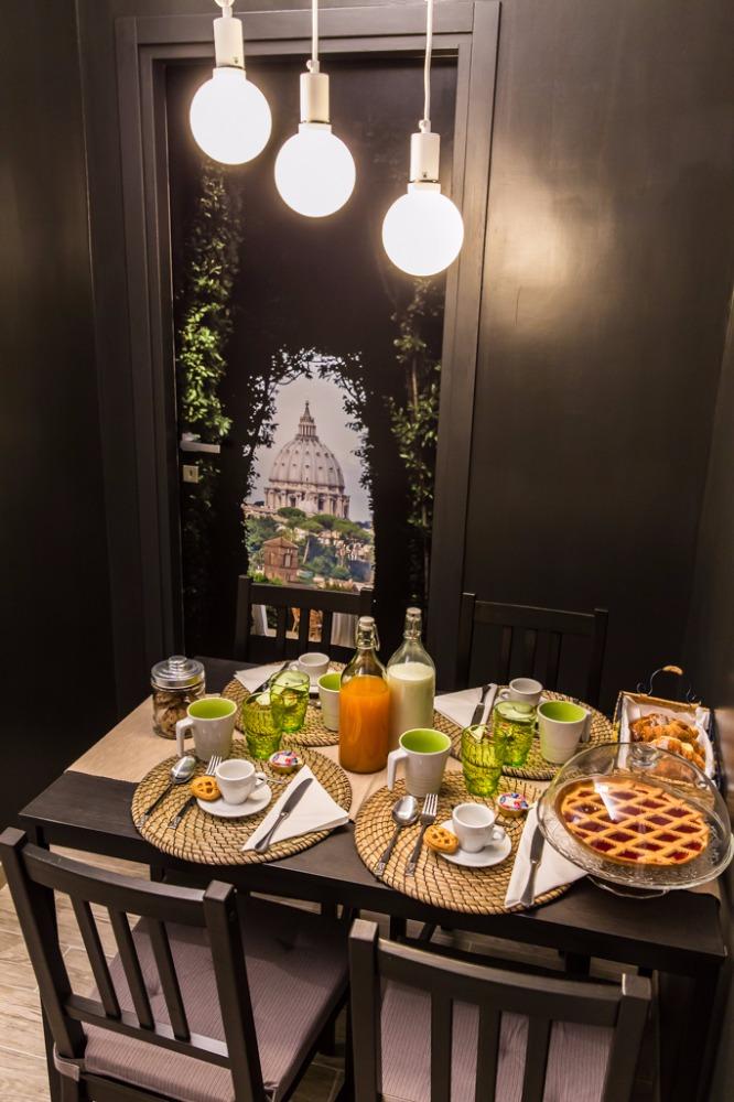 La colazione di THE GREEN CORNER