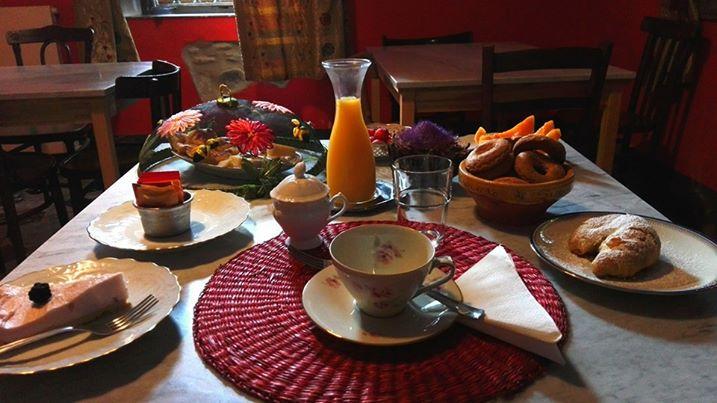 La colazione di CASAROSSA