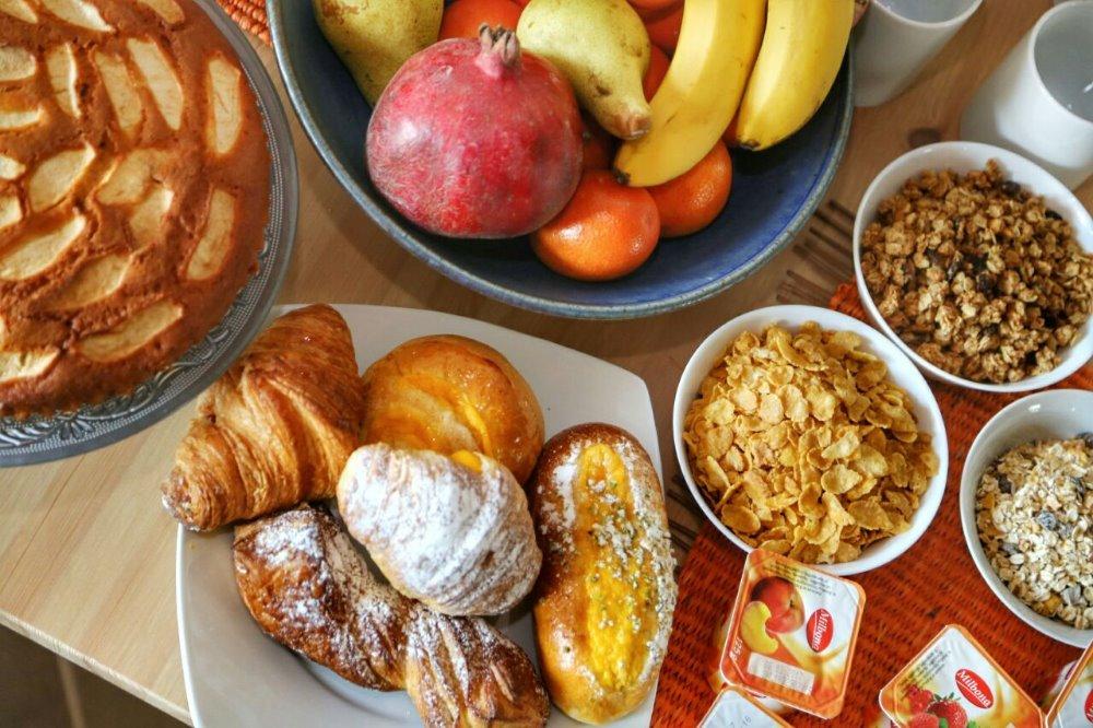 La colazione di CASA MARVITA