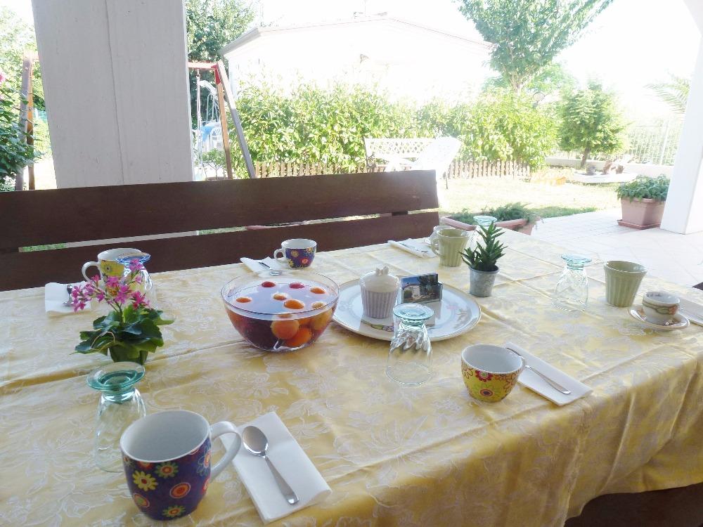 La colazione di LA CASETTA