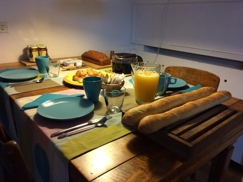 La colazione di L'ESCALLONIA