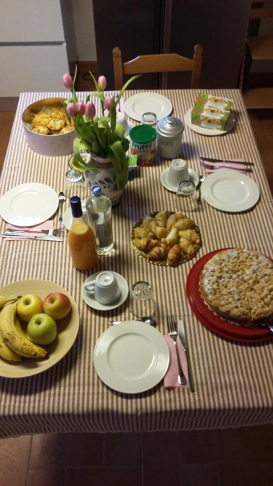 La colazione di CÀ DEI TIGLI