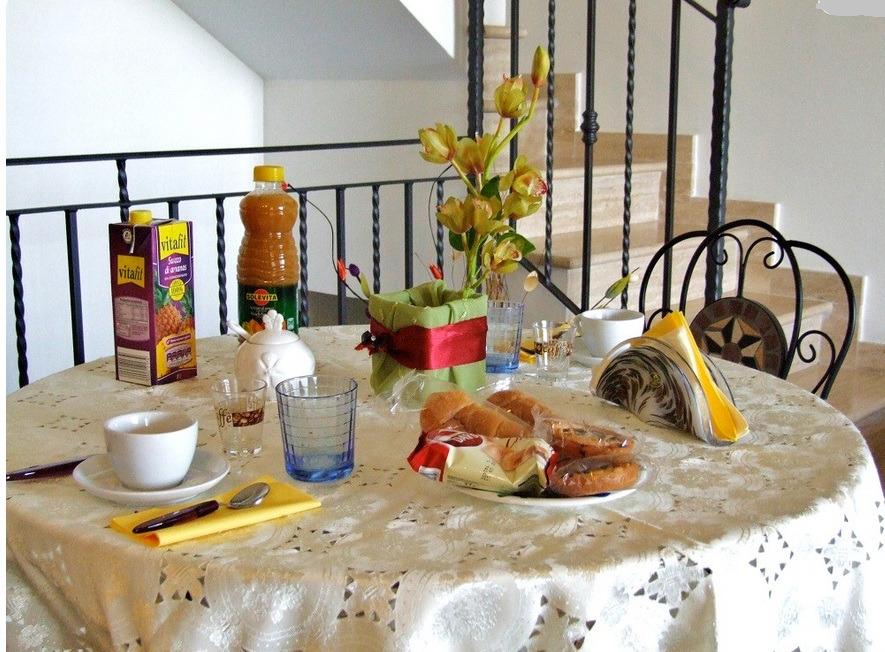 La colazione di LANTERNA MAGICA