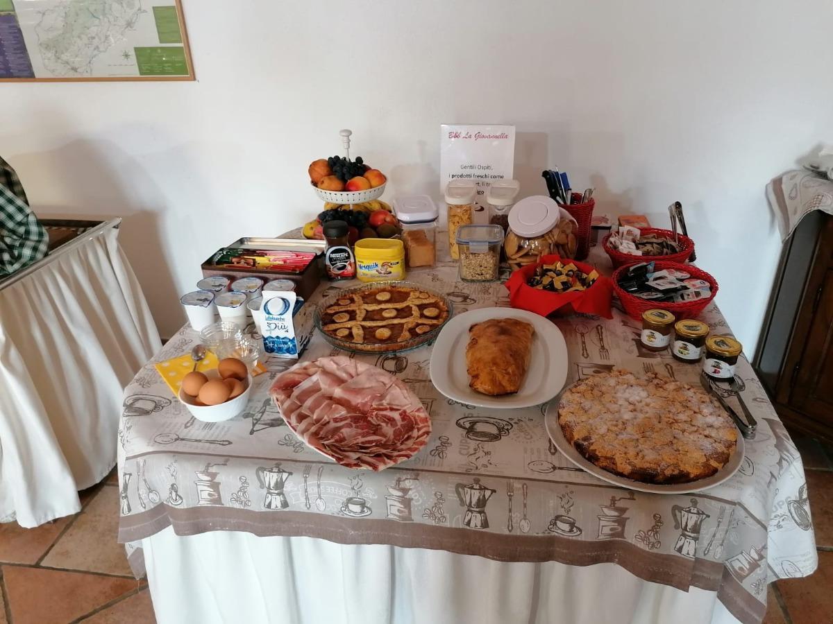 La colazione di LA GIOVANNELLA