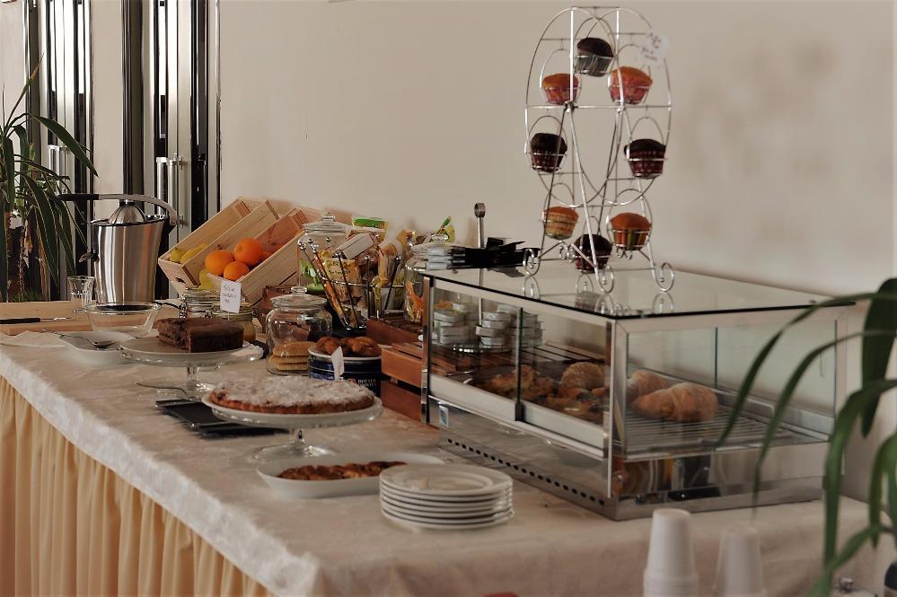 La colazione di HOTEL PESCHICI