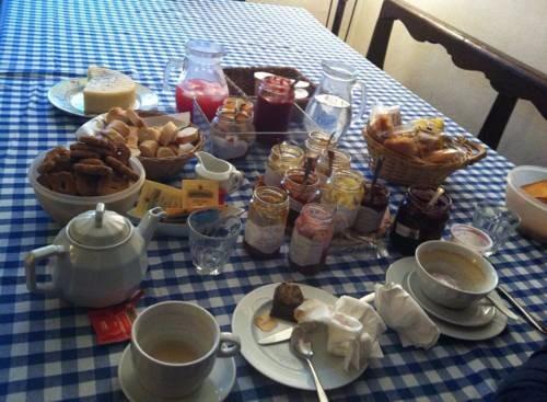 La colazione di PODERE BADIA