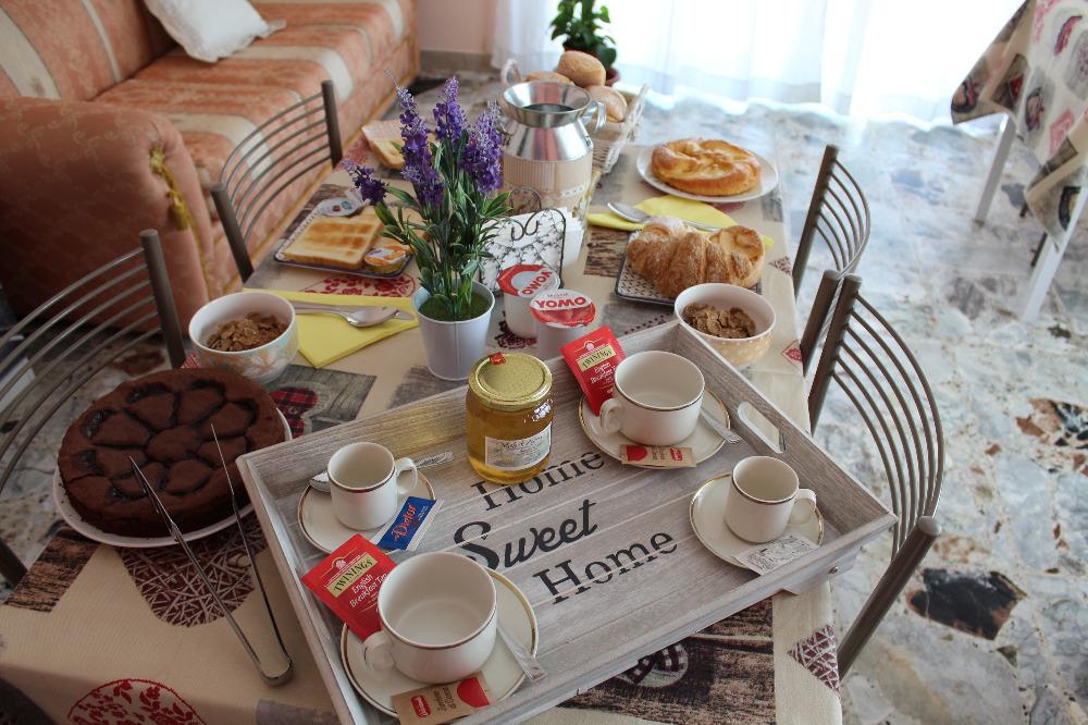 La colazione di CASAMIA