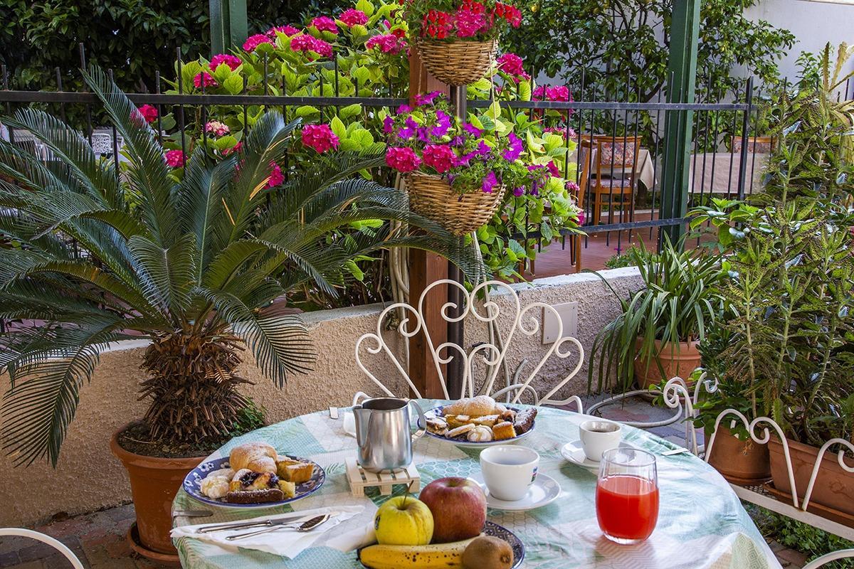La colazione di ALBERGO COSTA AZZURRA