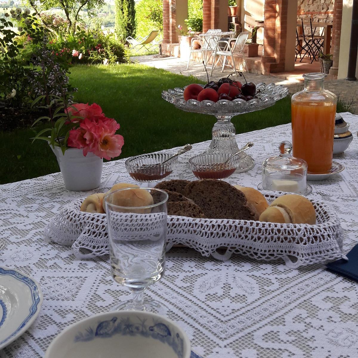 La colazione di CÀ ALFIERI AL 30