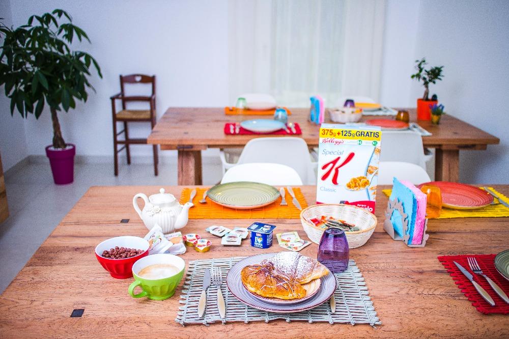 La colazione di IL GALLO CON GLI STIVALI