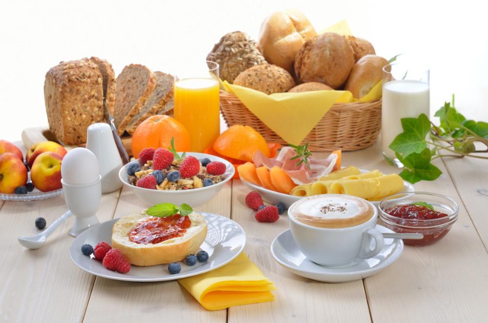 La colazione di LEVANTE HOTEL