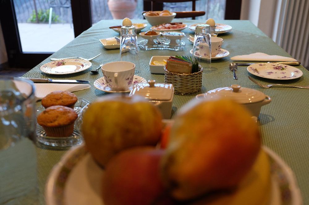 La colazione di A CASA DA AGATA