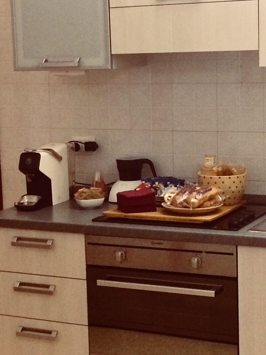 La colazione di SWEET HOME