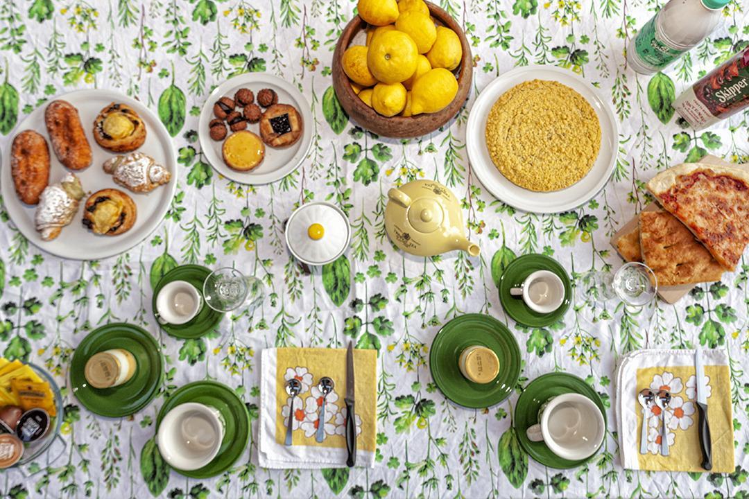La colazione di B&B GLI AMICI DEGLI ANIMALI