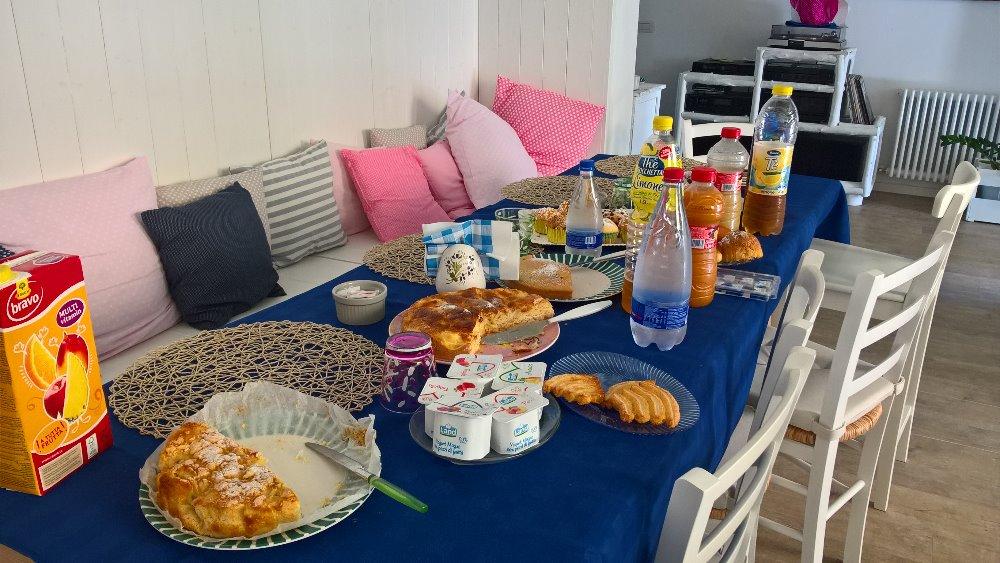 La colazione di CASA POLLY