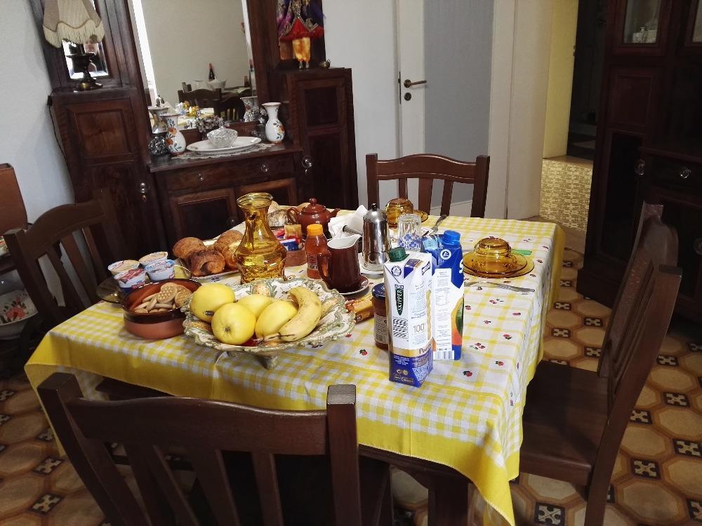 La colazione di NIDO SUL MARE