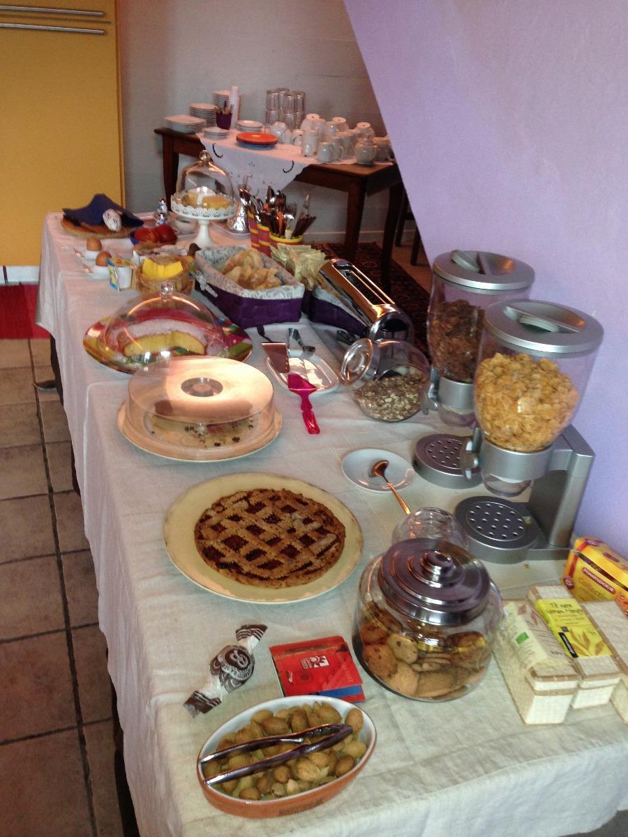 La colazione di CASCINA NUOVA