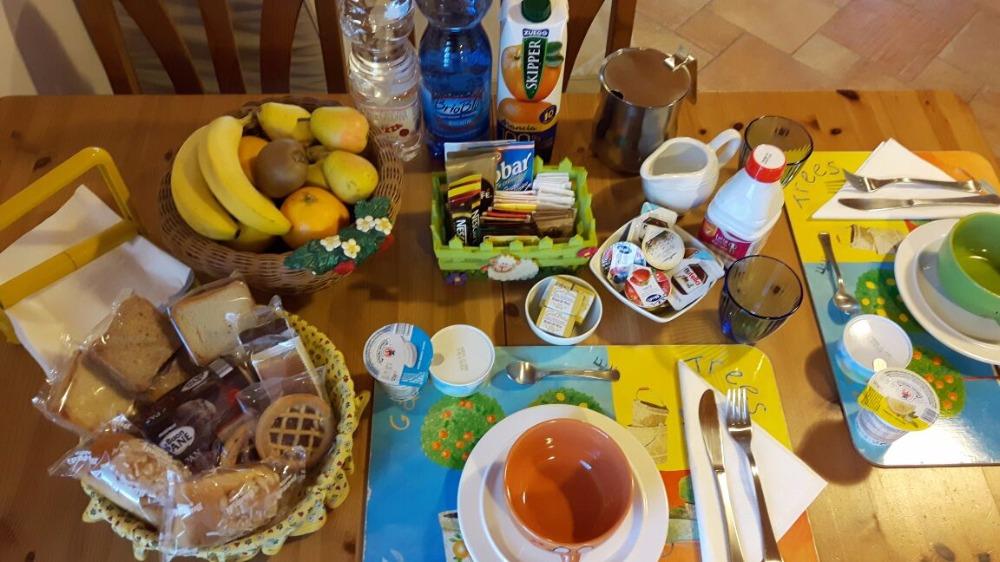 La colazione di CASETTA A GRIGOA