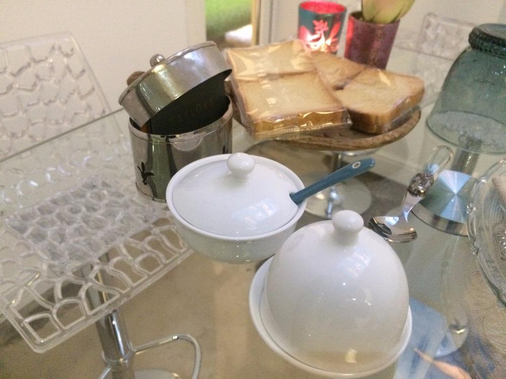 La colazione di B&B IL VIOLINO