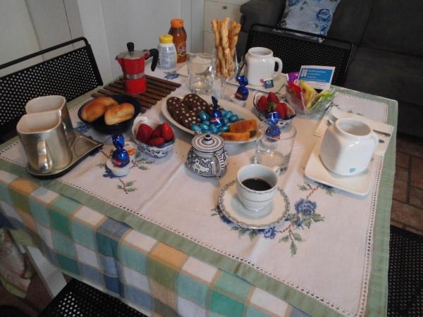 La colazione di OLMO BLU