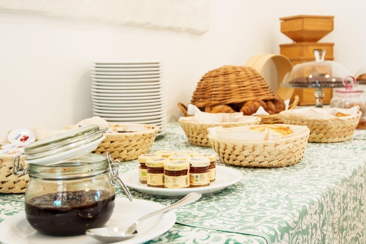 La colazione di GIARDINO DEGLI ULIVI