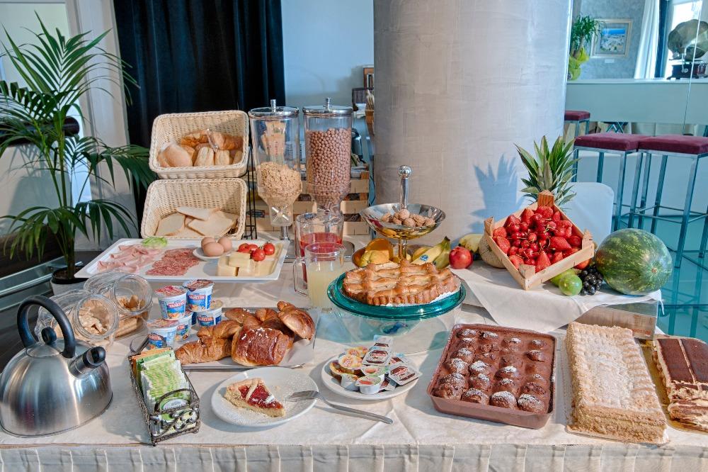 La colazione di LOCANDA SAN BIAGIO