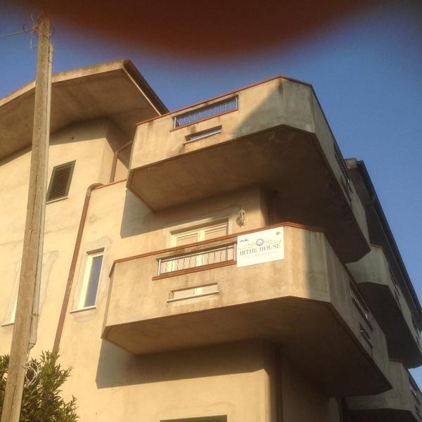 irthe house