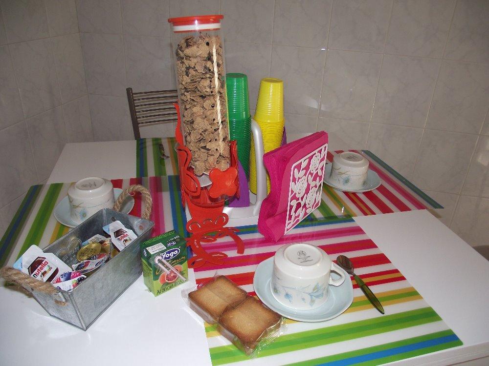 La colazione di A CASA DI BITTA