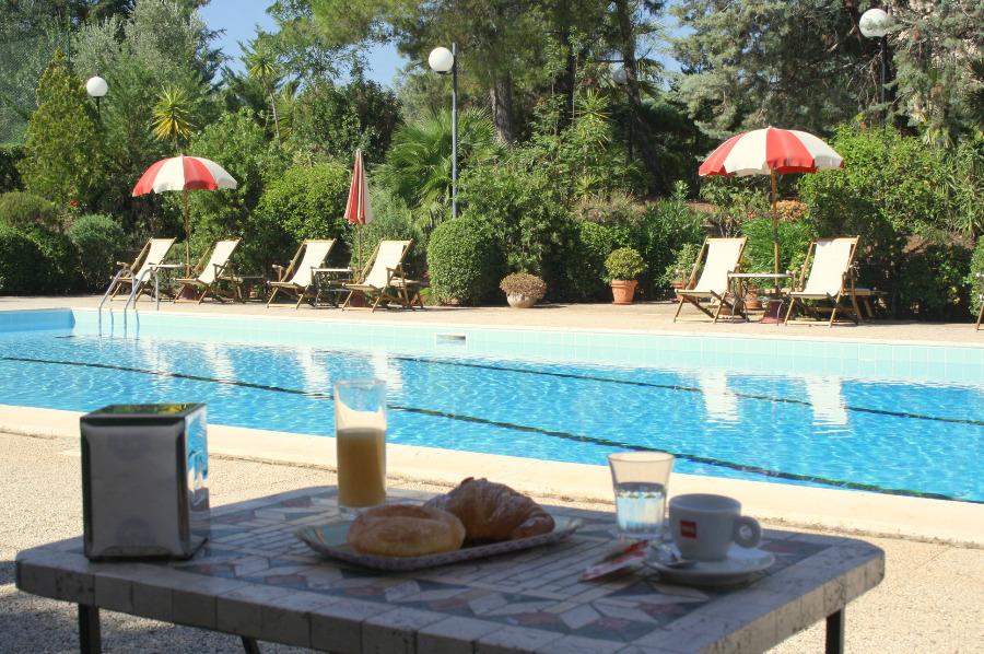 La colazione di VILLA AGRIMARE