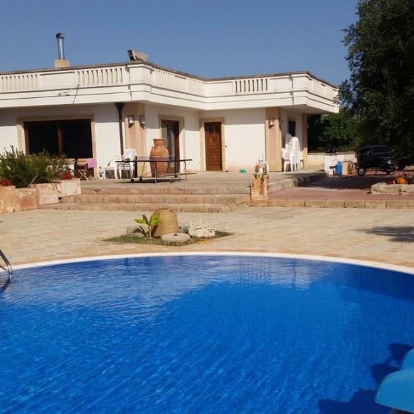 villa leucasino