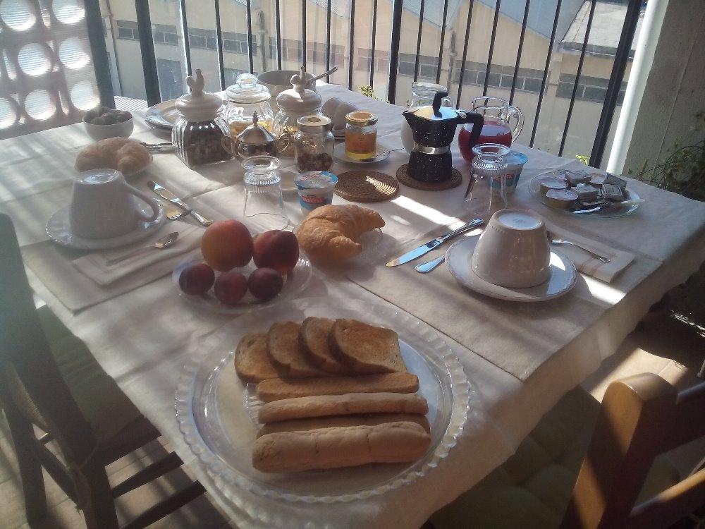 La colazione di IS GIANA