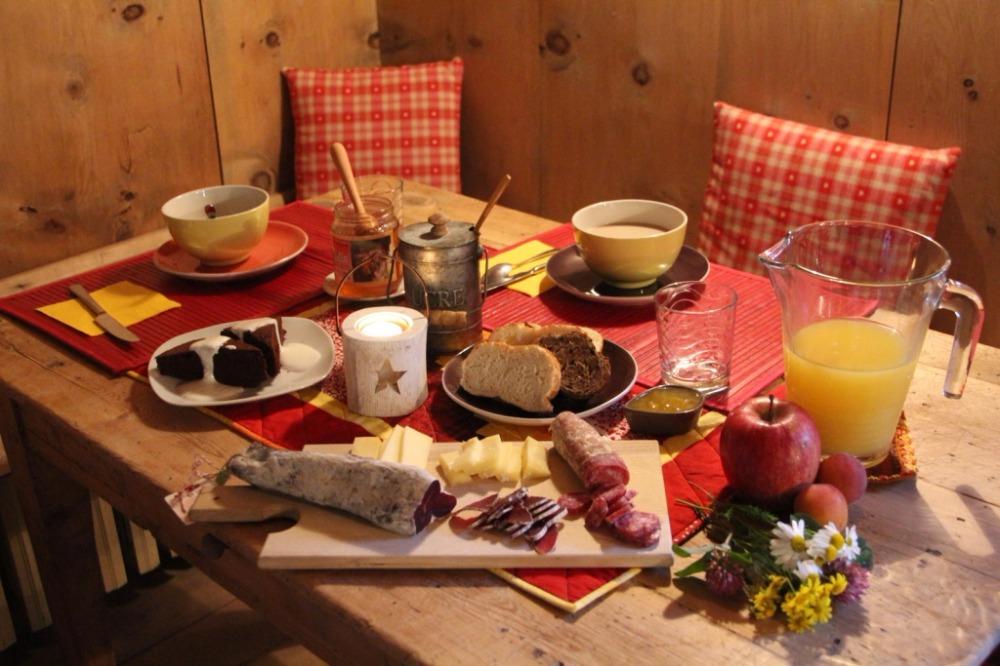 La colazione di CAMPACIÒL