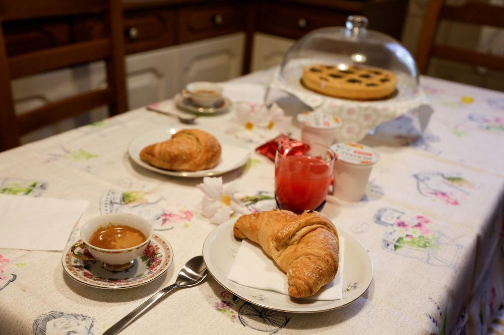 La colazione di CASA GIULIETTA