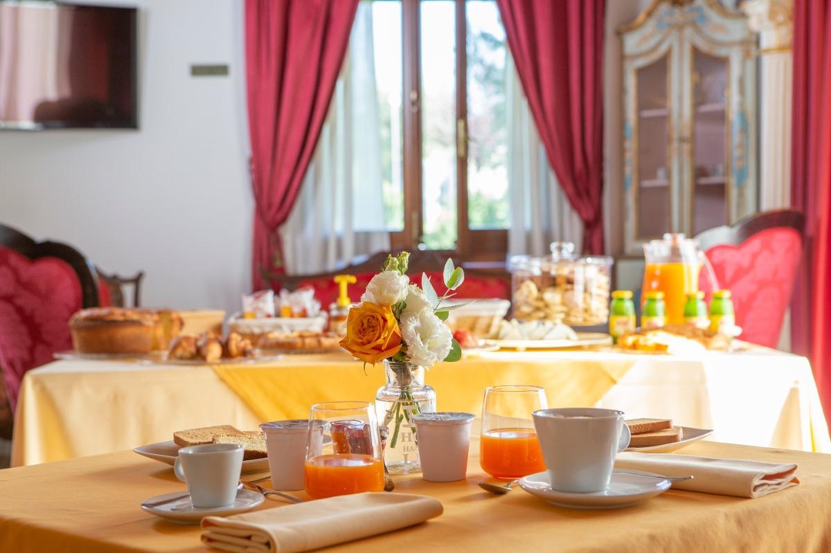 La colazione di AGRITURISMO IL CANTICO DI SAN FRANCESCO