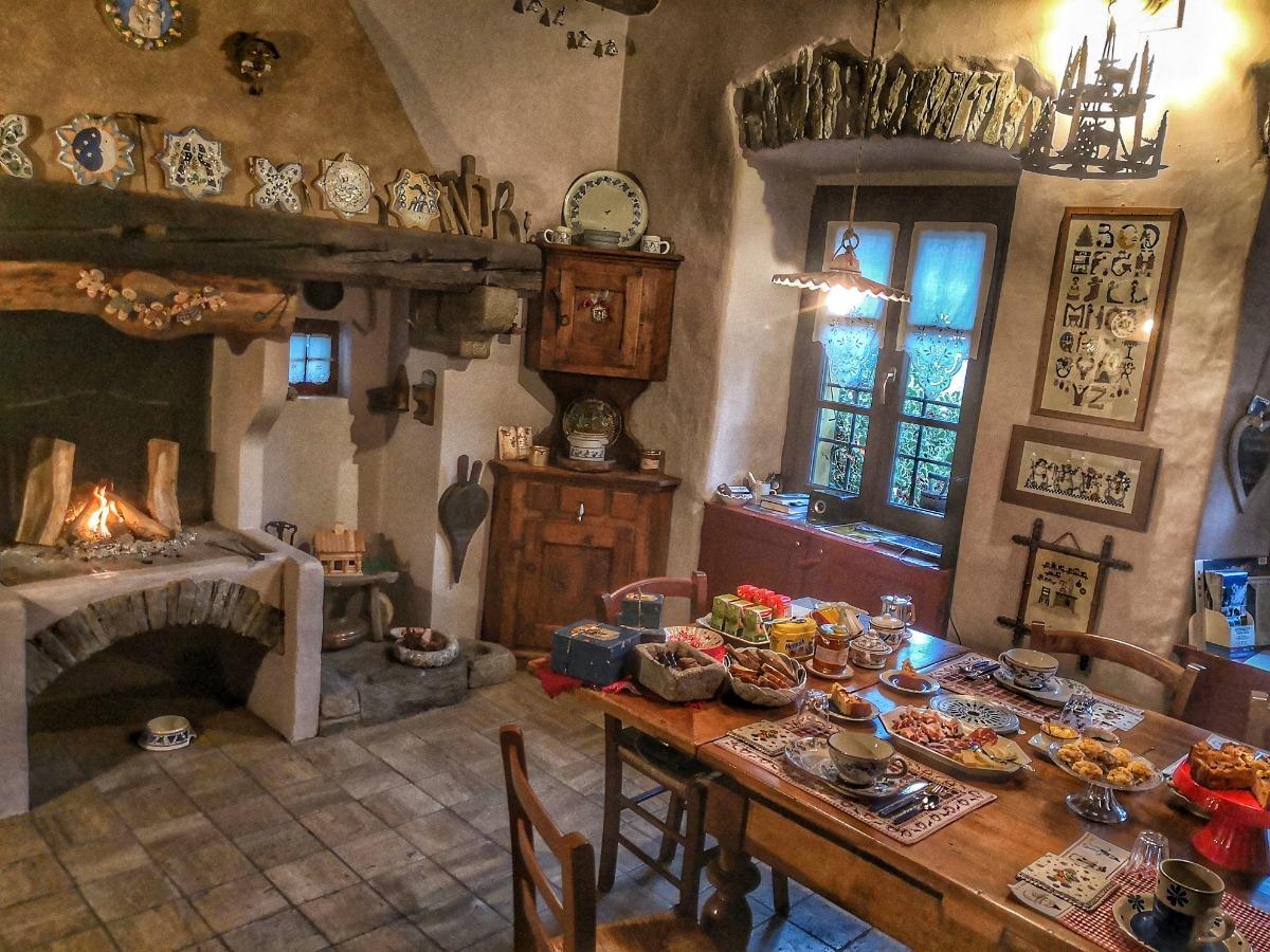 La colazione di DOVE COMINCIA LA BELLA ITALIA B&B