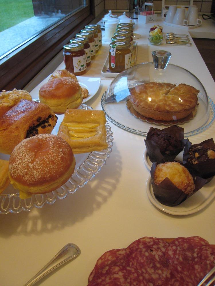 La colazione di CASA CERUTI