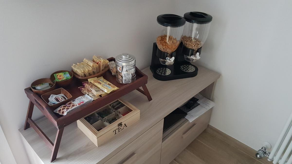 La colazione di CÀ DI RENO