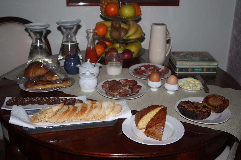 La colazione di POGGIOBA
