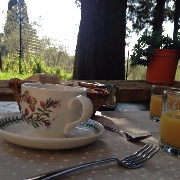 giardino dei cipressi