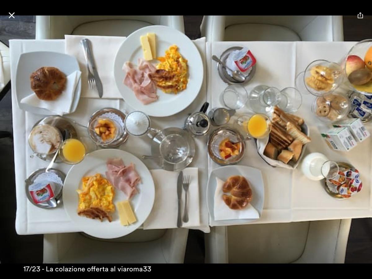 La colazione di CASA FOLA