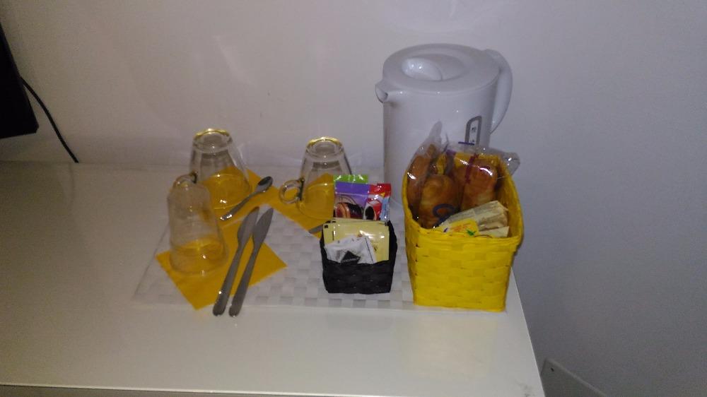 La colazione di SPAZIO VATICANO