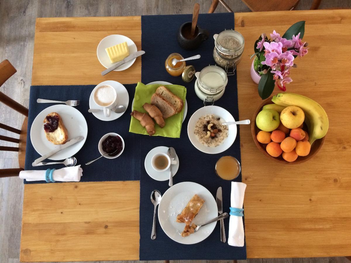 La colazione di CASTELLO ERRANTE