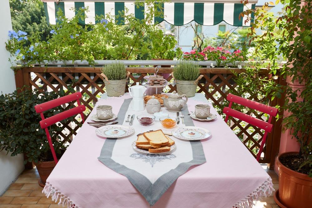 La colazione di LA SERLIANA B&B
